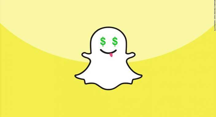 Suudi Prens, Snapchat'in yüzde 2.3 hissesini aldı